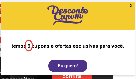 Como Usar Extensão DescontoCupom 02